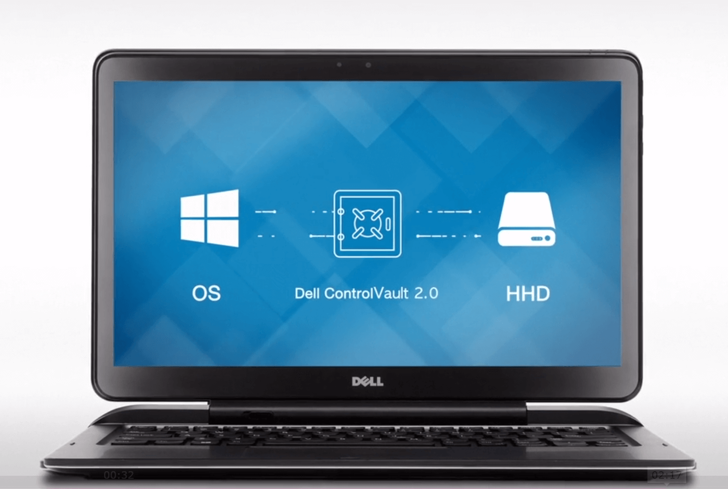 Dell Laptop XP13